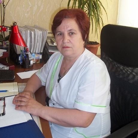 Лясевич Любов Терентіївна