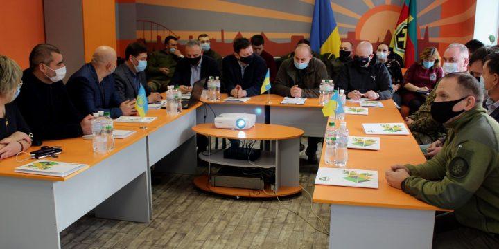 Військово-цивільна адміністрація міста Торецьк