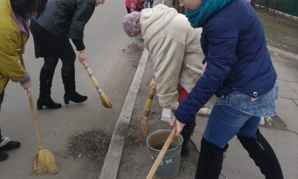 Всеукраїнська щорічна акція з благоустрою «За чисте довкілля»