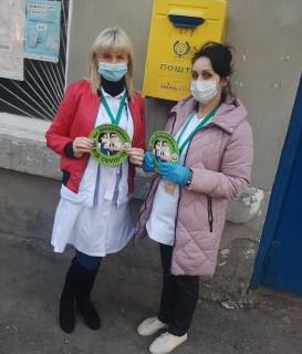 Розпочали вакцинальну кампанію мобільні бригади з вакцинації населення від СОVID-19